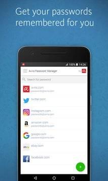 Avira Password Manager截图2