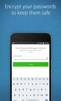 Avira Password Manager截图3