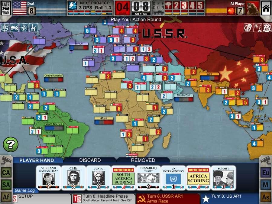 冷战热斗截图0