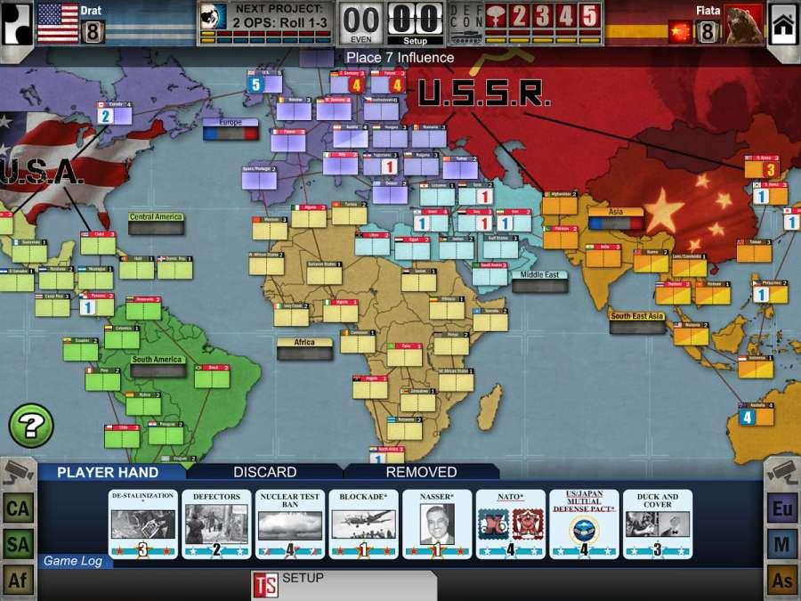 冷战热斗截图2