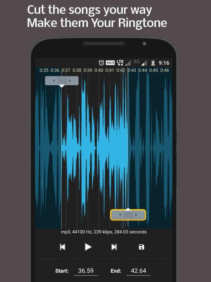 MuZic音乐播放器:MuZic截图3