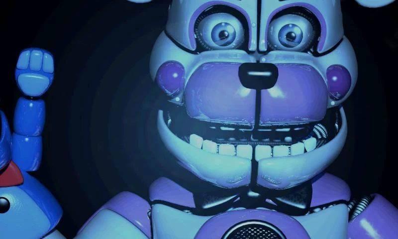 玩具熊的五夜后宫:姐妹地点 截图5