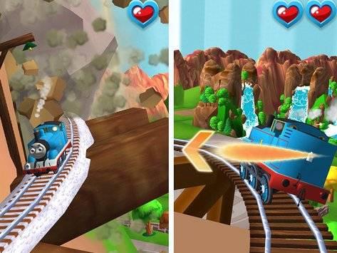 托马斯和朋友:魔幻铁路截图2