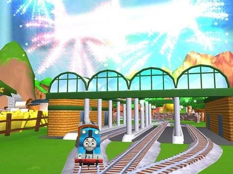 托马斯和朋友:魔幻铁路截图3
