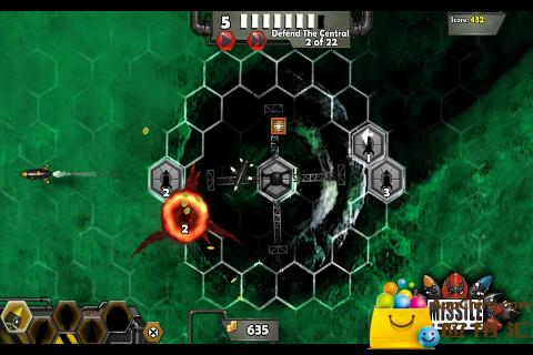 导弹防御截图3
