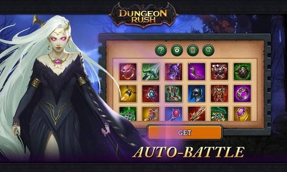 Dungeon Rush: Evolved截图1
