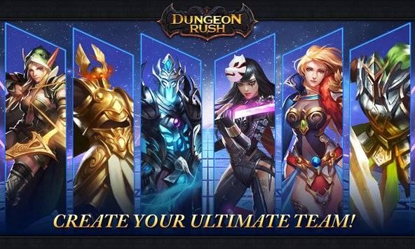 Dungeon Rush: Evolved截图7