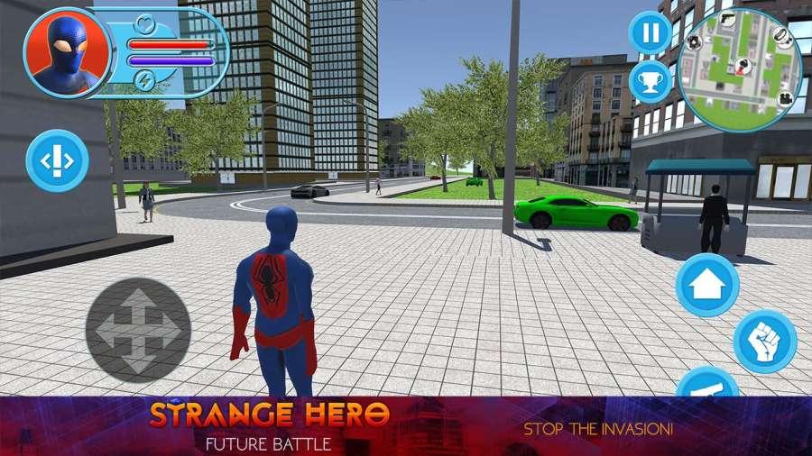 超人宇宙大战:未来世界截图3