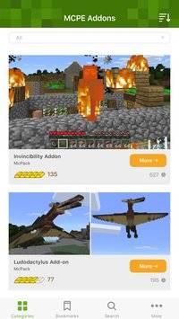 MCPE Addons for Minecraft PE截图0