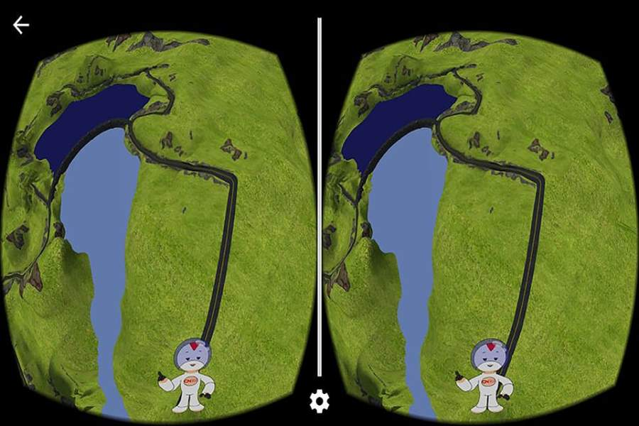 地震VR体验截图1