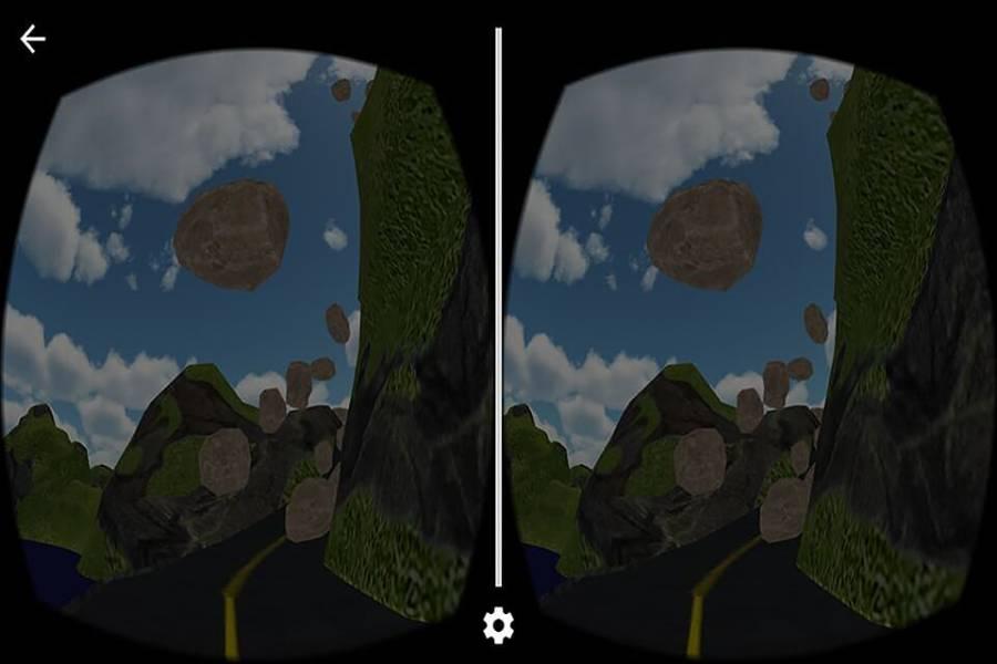 地震VR体验截图2