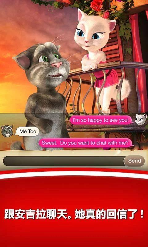 汤姆猫爱安吉拉截图1