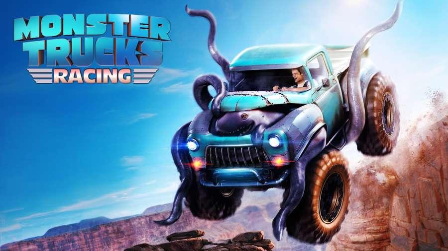 怪物卡车竞速