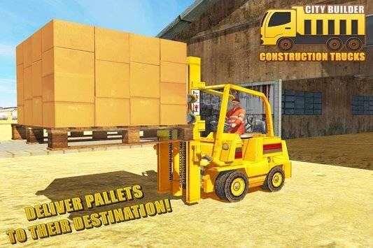 City Builder: Construction Sim截图0