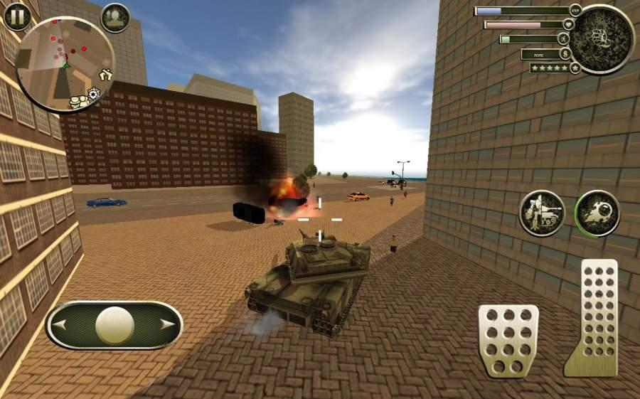坦克机器人截图3