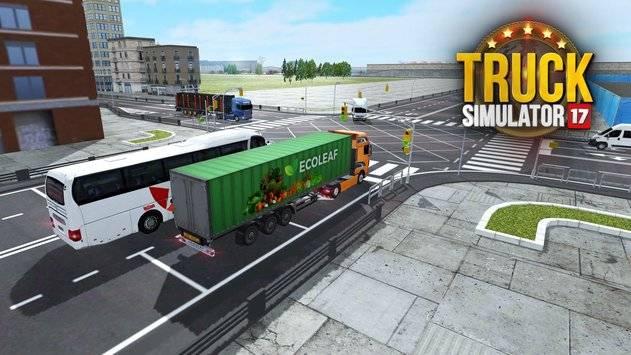 卡车模拟2017