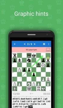 Chess Opening Lab截图0