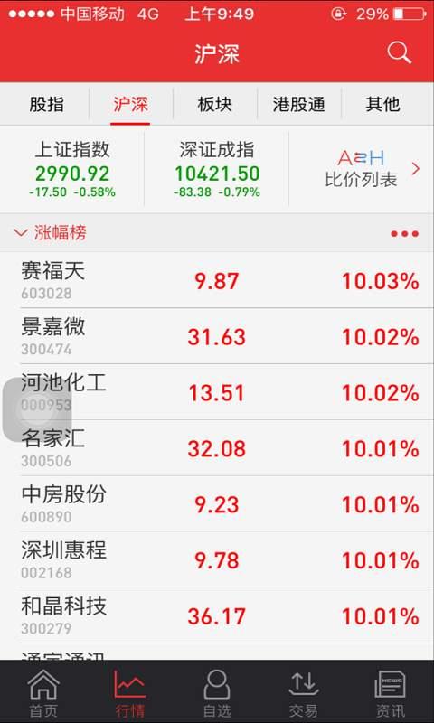 东吴证券同花顺截图1