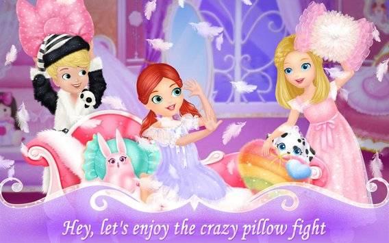 莉比小公主的疯狂派对夜之睡衣派對截图1