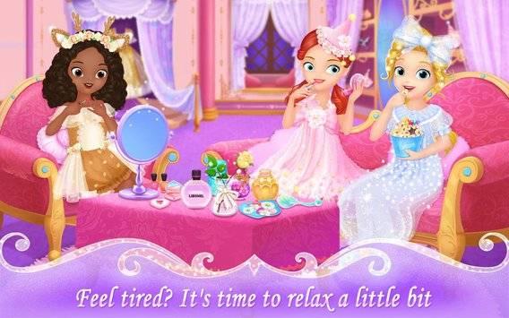 莉比小公主的疯狂派对夜之睡衣派對截图2