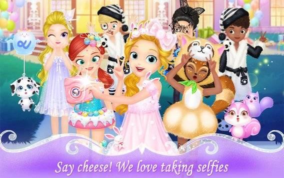 莉比小公主的疯狂派对夜之睡衣派對截图3