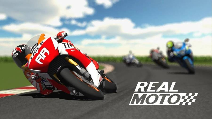真实摩托截图0