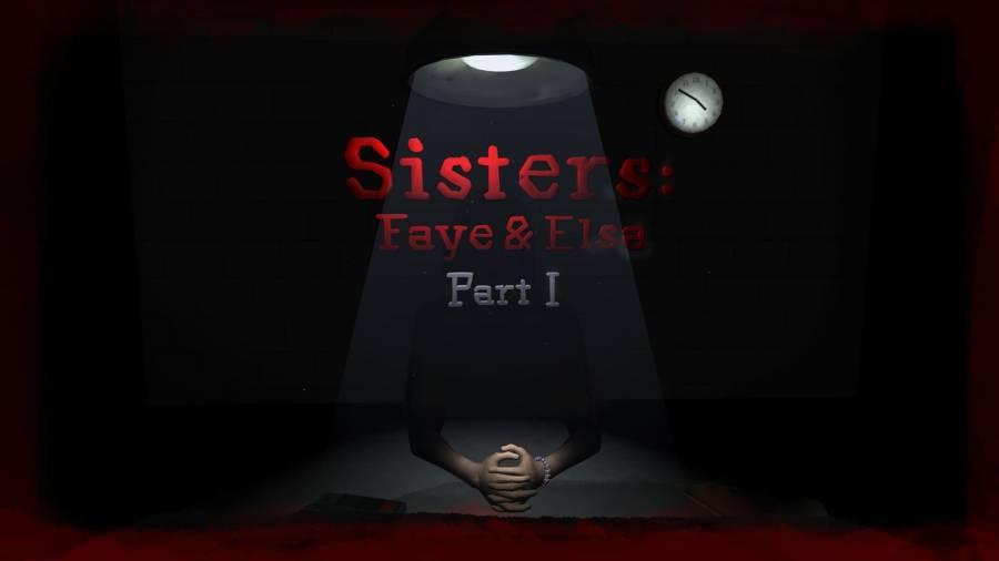 恐怖姐妹VR 第一章截图0