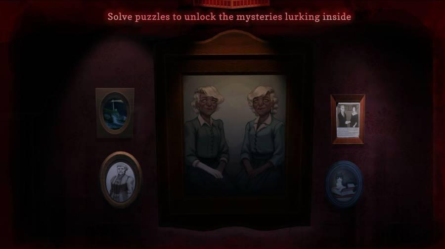 恐怖姐妹VR 第一章截图2