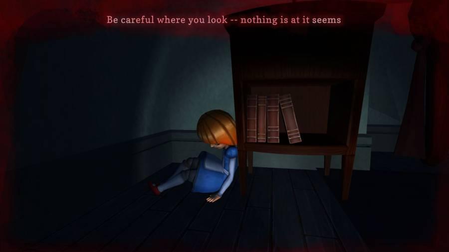 恐怖姐妹VR 第一章截图4