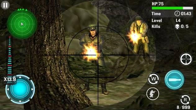 Mountain Sniper Shooting截图5