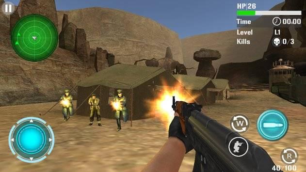 Mountain Sniper Shooting截图7