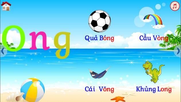 Be Hoc Chu Cai, Van, Doc, Viet