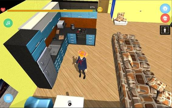爱丽的房间与城市截图1