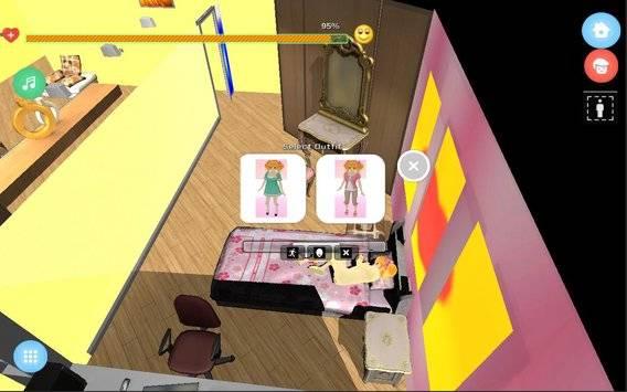 爱丽的房间与城市截图2