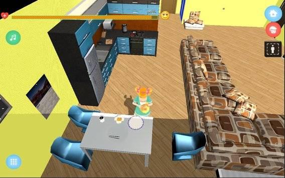 爱丽的房间与城市截图3