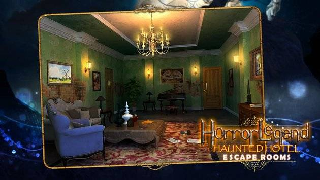 Escape Rooms - Haunted Hotel截图3