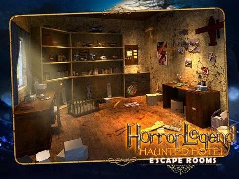 Escape Rooms - Haunted Hotel截图5