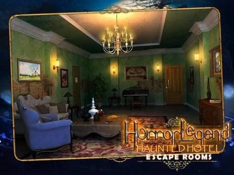 Escape Rooms - Haunted Hotel截图6