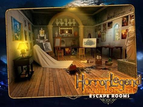 Escape Rooms - Haunted Hotel截图7
