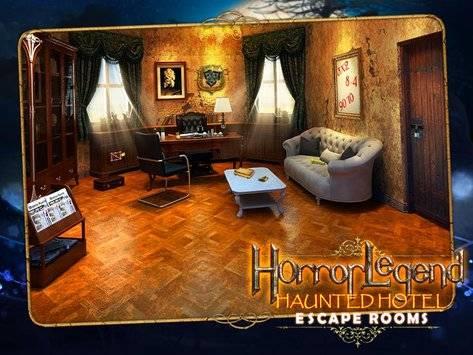 Escape Rooms - Haunted Hotel截图8