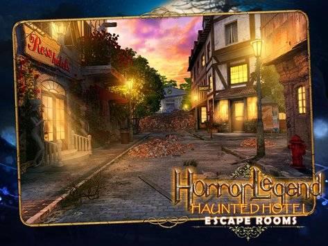 Escape Rooms - Haunted Hotel截图9