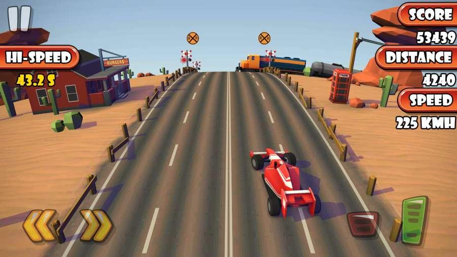 高速:赛车星球截图4