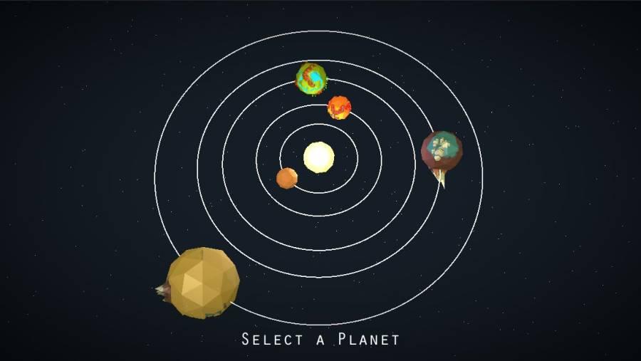 六边形星球 截图2