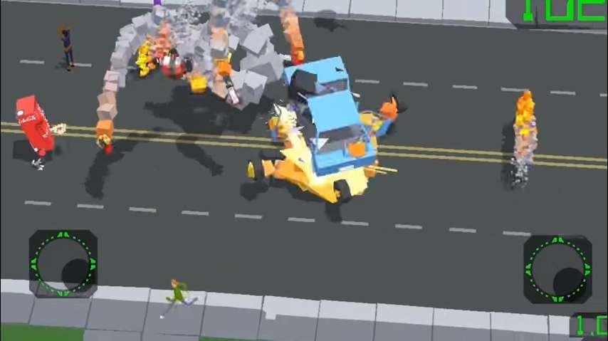 起义:机器人末世 截图5