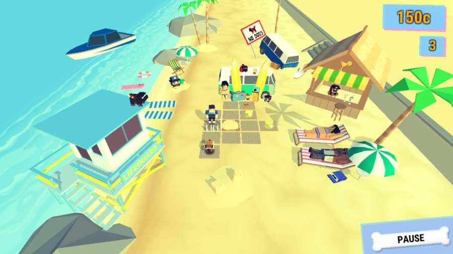 哈巴狗派对:海滩 截图2