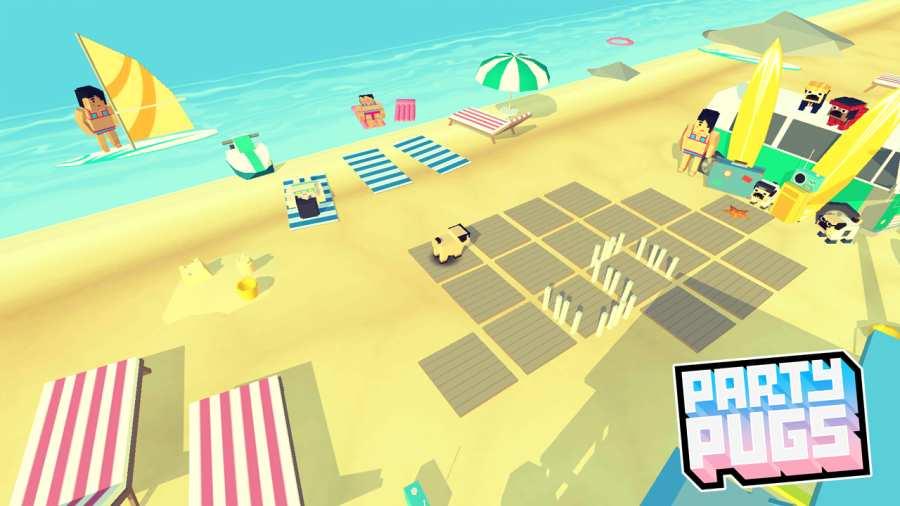 哈巴狗派对:海滩 截图3