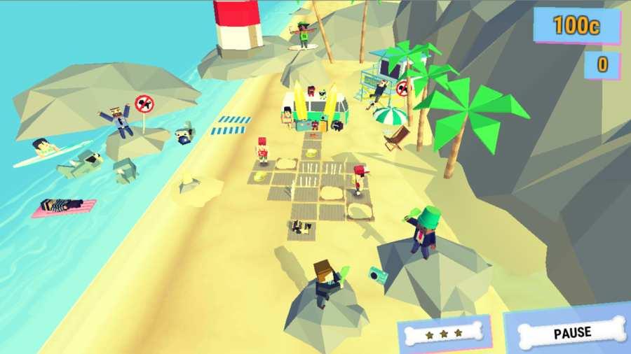 哈巴狗派对:海滩 截图4