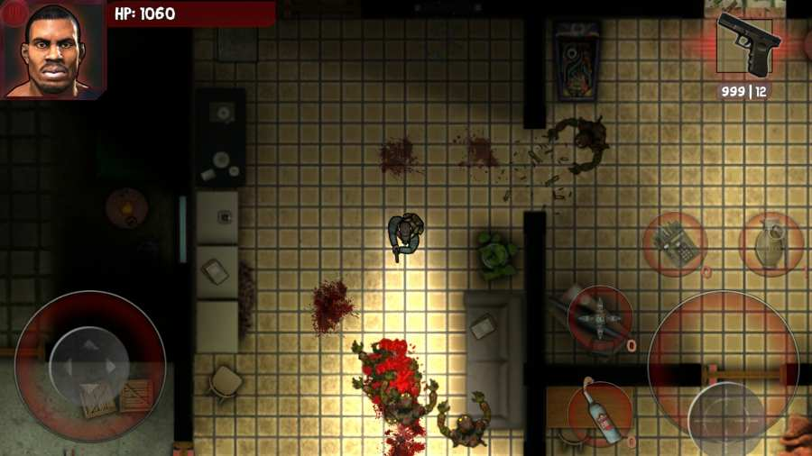 僵尸的冲突:死战截图2
