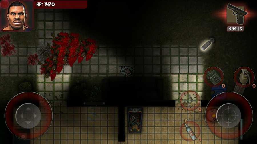僵尸的冲突:死战截图4