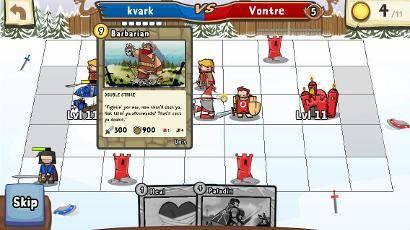 卡牌城堡对抗截图2